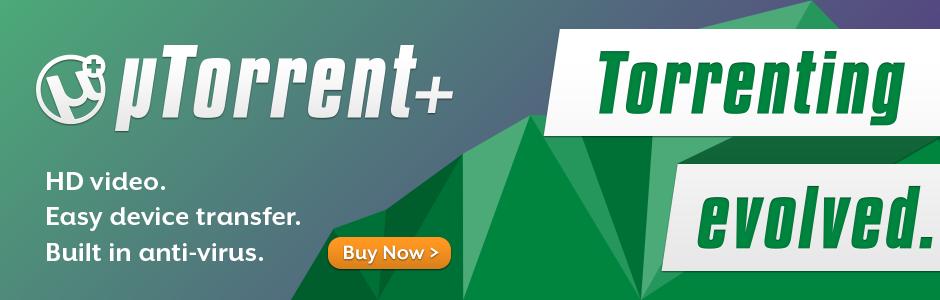 µTorrent Plus